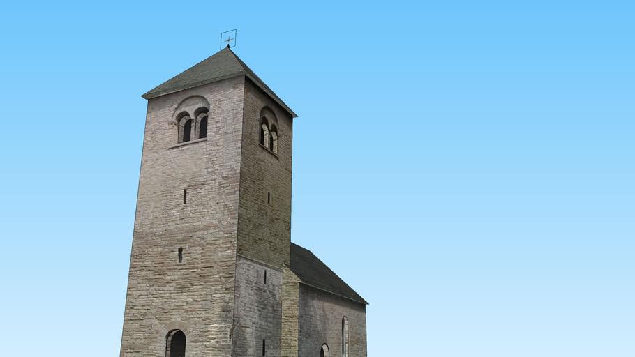 The Church of Våmb (Våmbs kyrka)