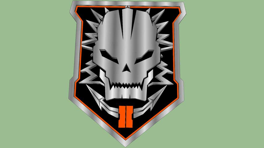 Call Of Duty Black Ops 2 Emblem 3d Warehouse