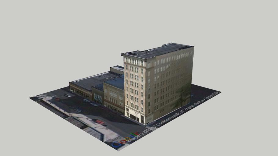 Building in Roanoke