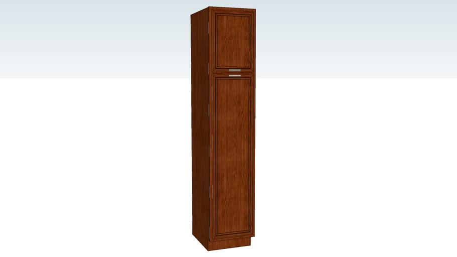 Utility Cabinet Single Door 24D