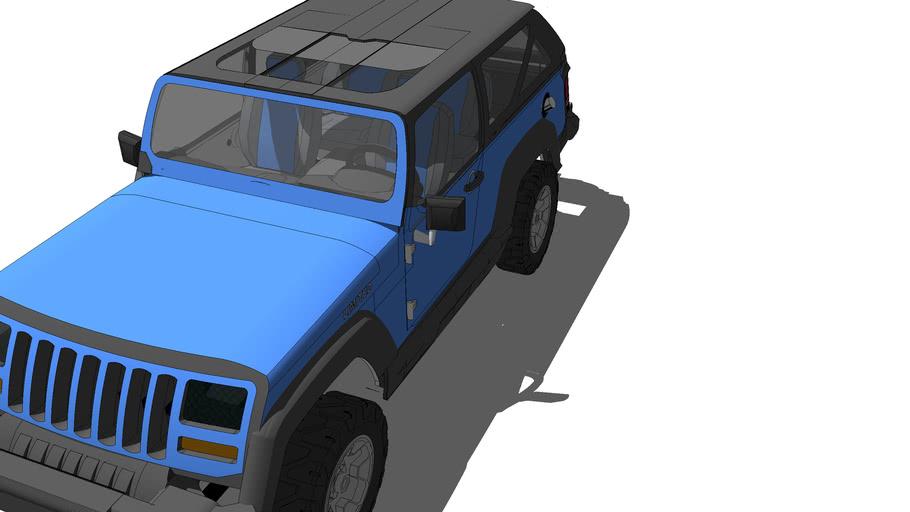 jeep Comando Limited V6