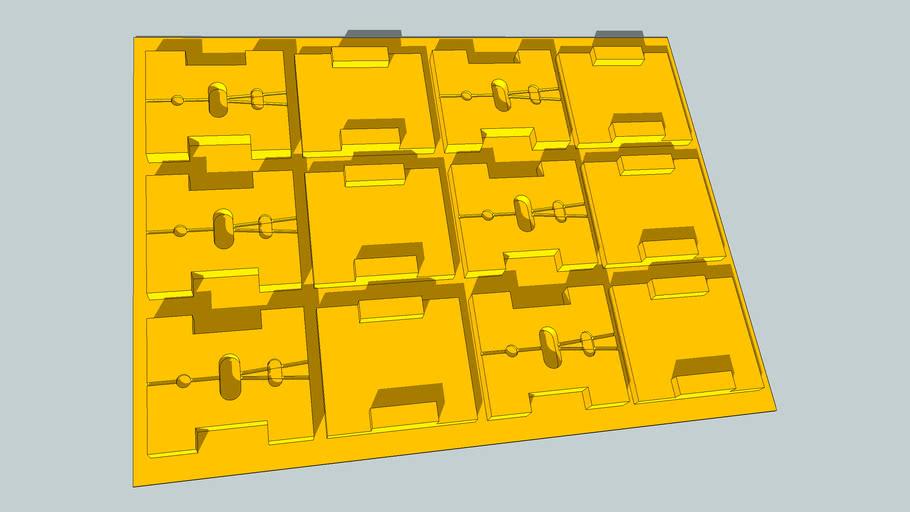 250µm optical fiber Y junction