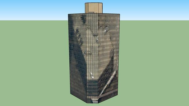 Zgrada u Detroit, Michigan, Sjedinjene Američke Države 2