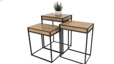 mesa lateral ou centro