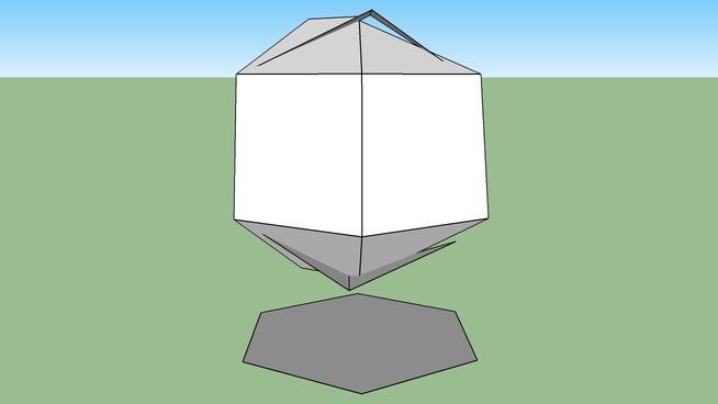 a weird dimond