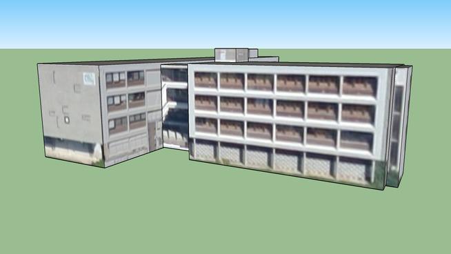 Bâtiment situé 38400 Saint-Martin-d'Hères, France