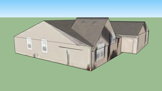 Building in Granite City, IL 62040, USA