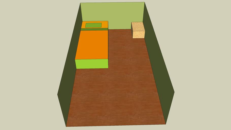 A Simple room