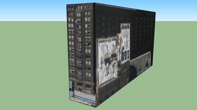 Monadnock Building in Chicago, IL, USA