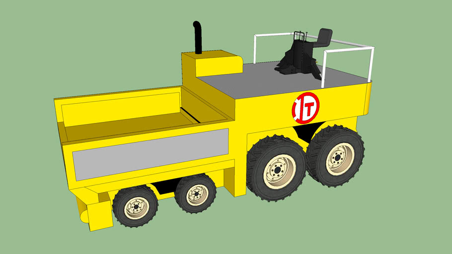 ballast  paver (ITD)