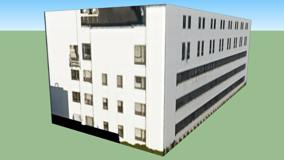 Building in 〒604-8435