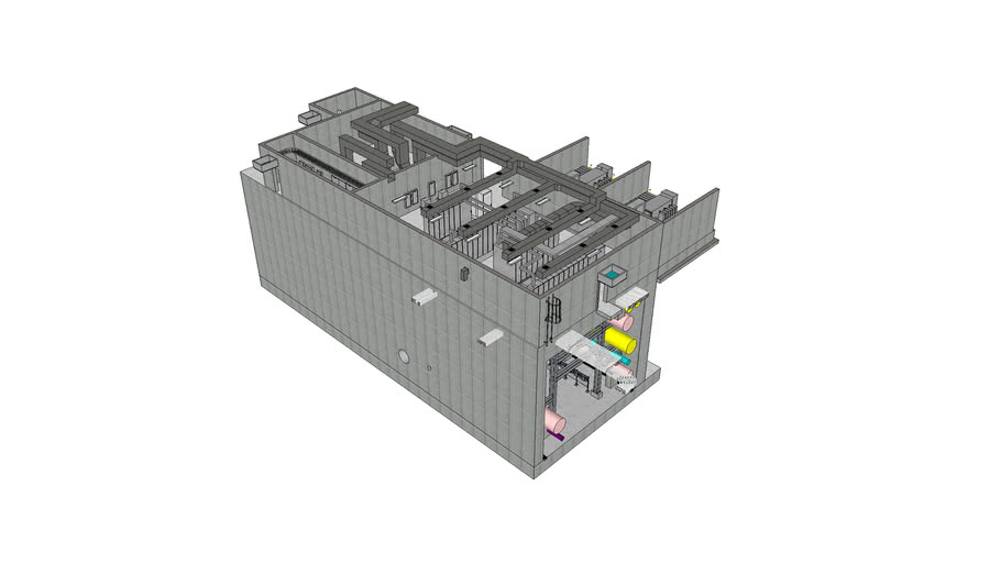 BNR East Electric Room