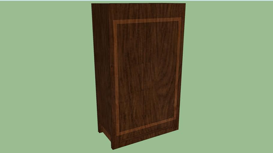 Armoire bois design
