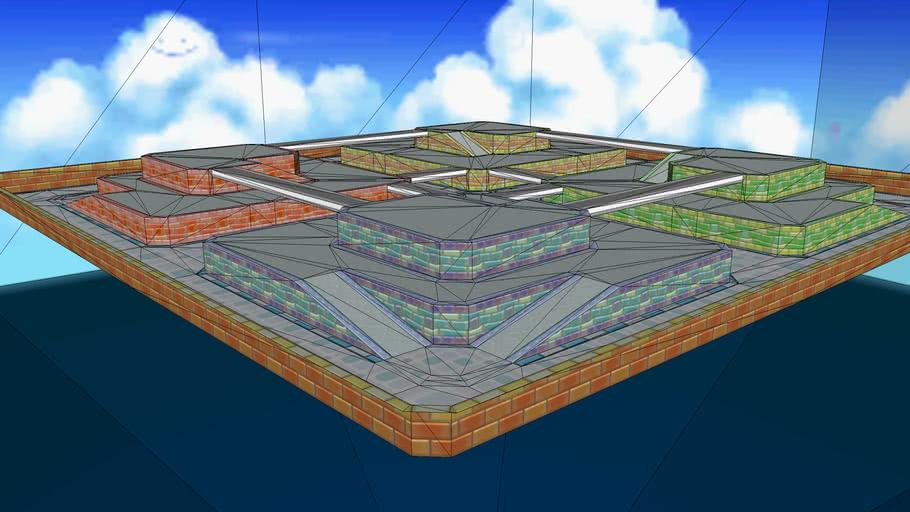 Block Fort DS version