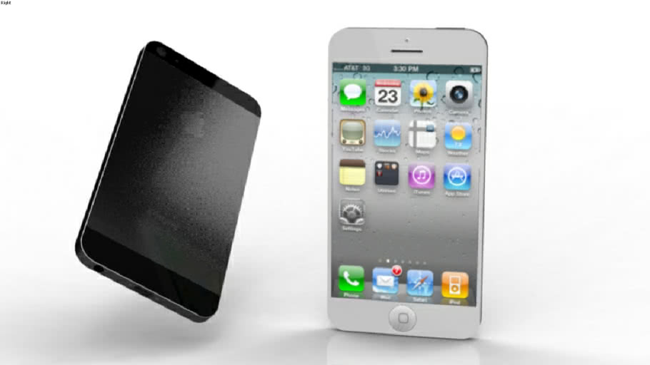 New iPhone 6th Concept