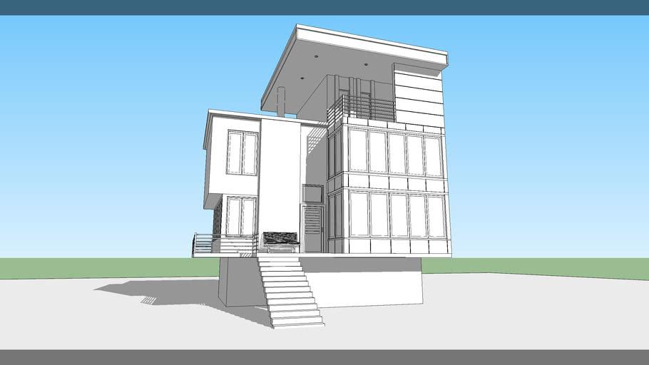 sketchup Turkiye competition model