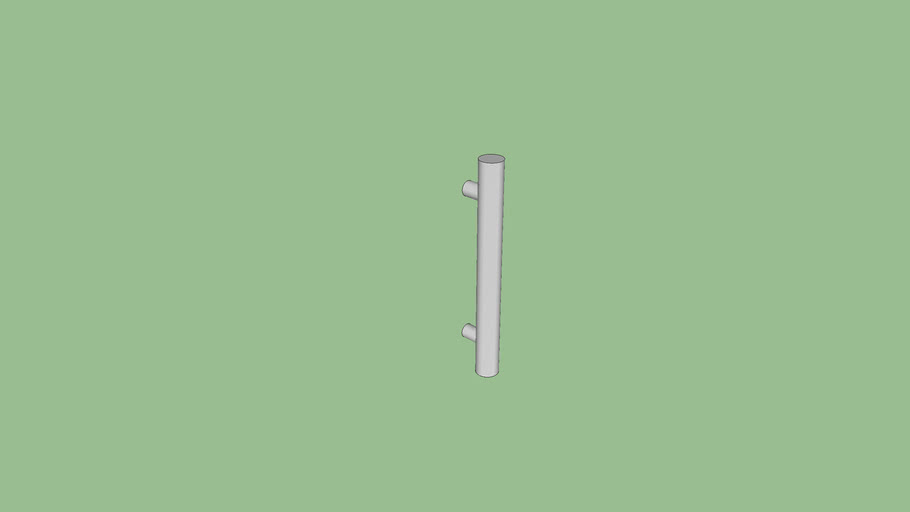 Door handle pull 1