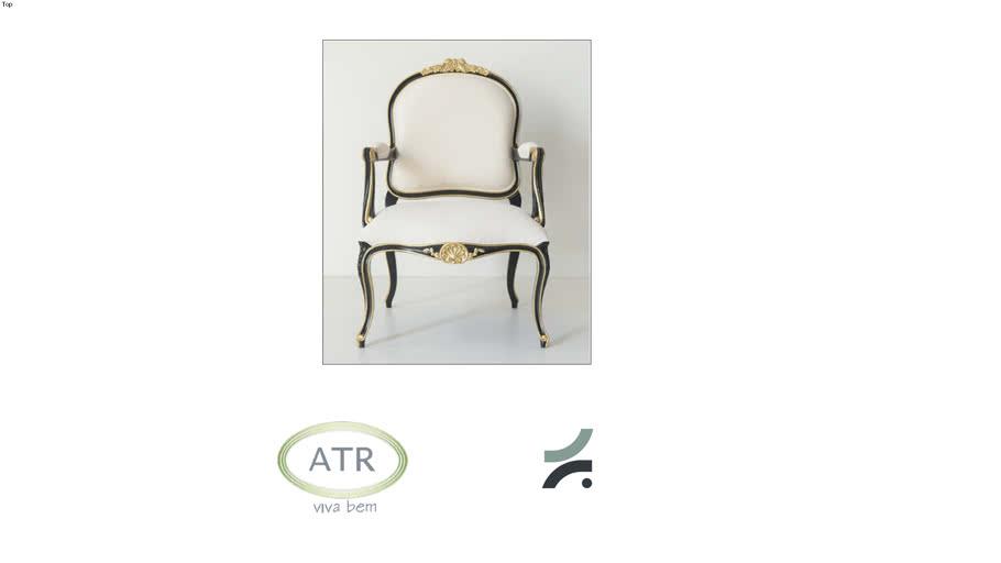 Cadeira 310 com Braços - ATR