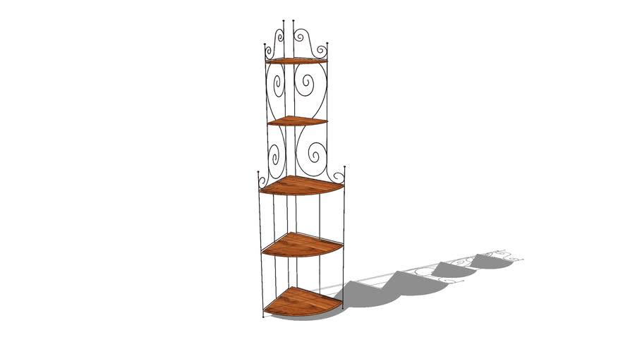 Etagere D Angle Luberon Maisons Du Monde Ref 490 70210 Prix