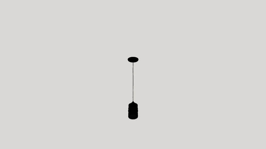 Ventnor 1 Light Mini Pendant