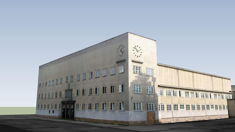 Hall of States, Wrocław, Poland