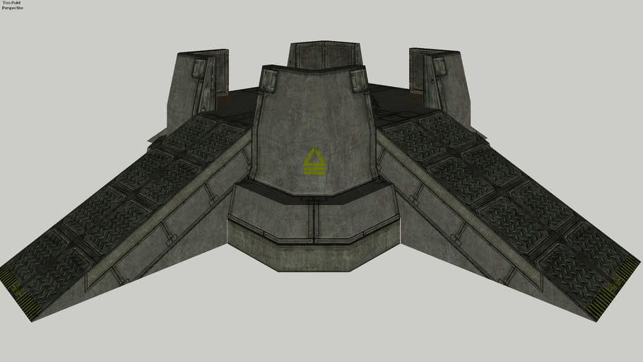 UNSC Deployable field watchtower