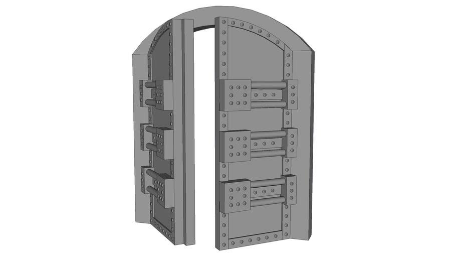 Vault Type Doors