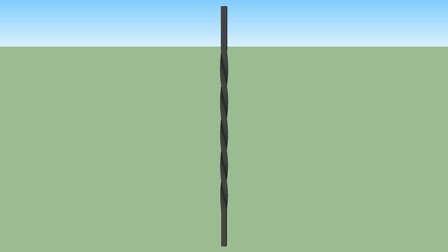 Barrote Torsionado 2cm