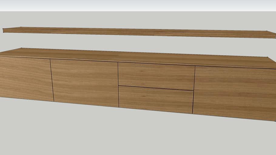 Pastoe Pure Cupboard