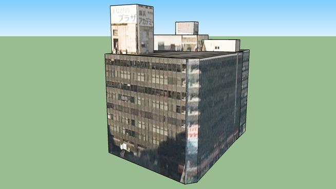 Edificio en 〒221-0844