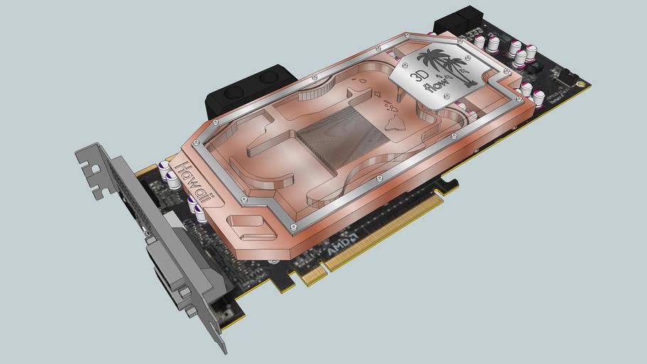 Aquacomputer Kryographics Hawaii Radeon R9 290X