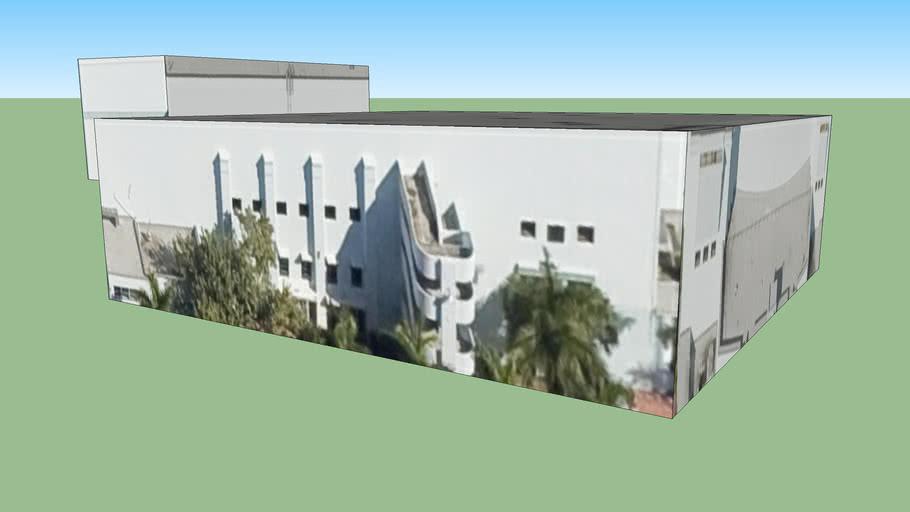 Edificio in Miami Beach, FL, USA