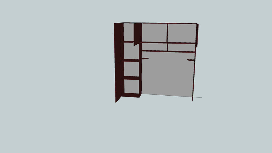 closet шкаф