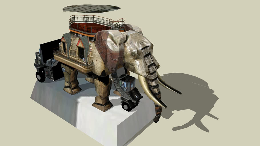 le Grand Elephant (update 2)