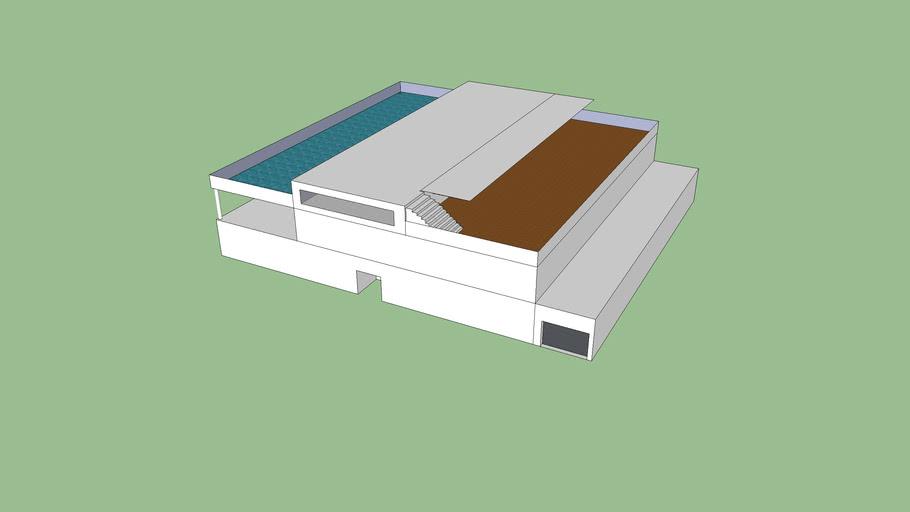 casa moderna (Alejandro Lopez Grande )