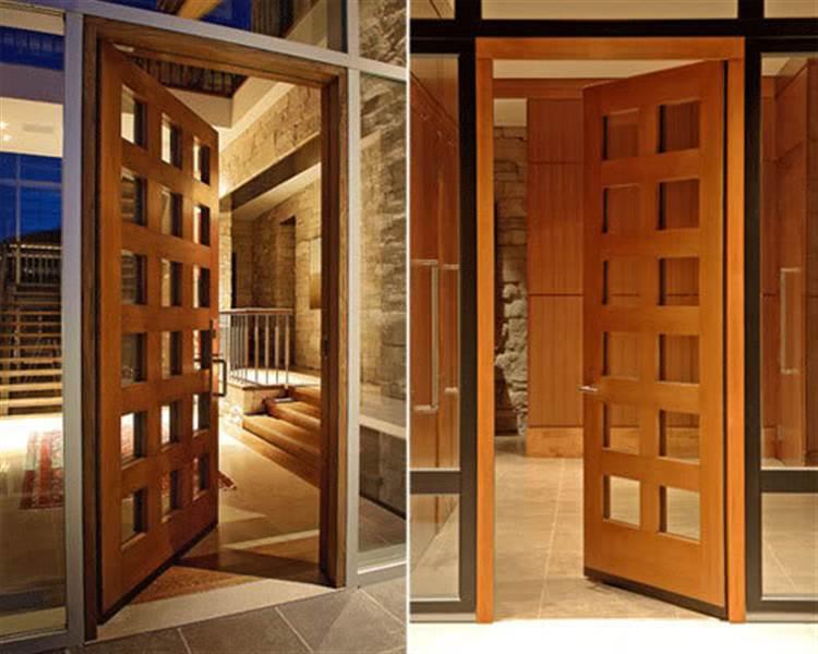 Portas de Luxo