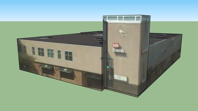 US Bank in Edina, MN, USA