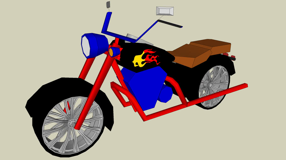 American Dream Motorcycle