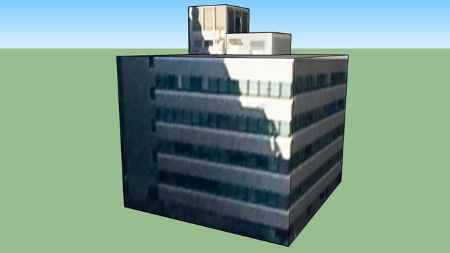 〒460-8683にある建物