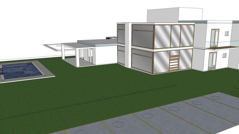 Pousada Modificada Arquitec