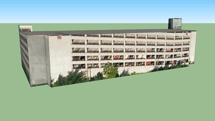 Veale Parking Garage