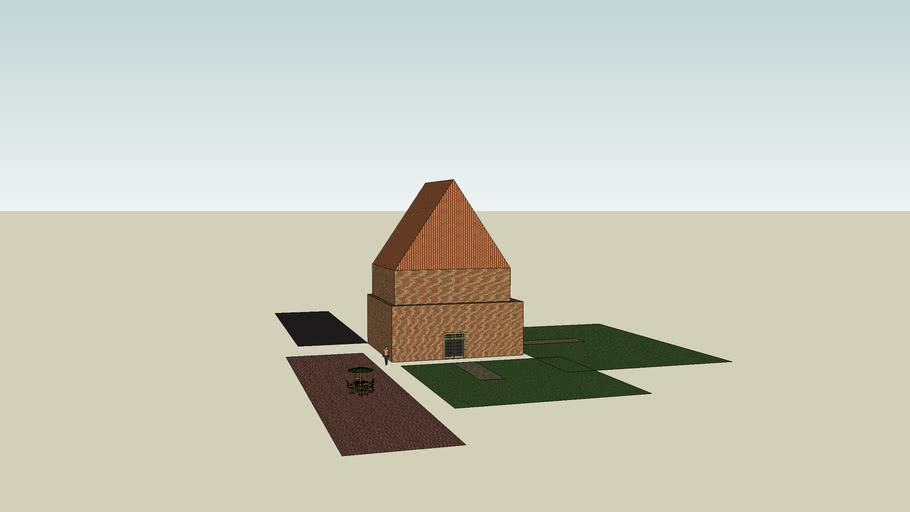 Large house with lots of land