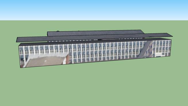 Durban Metro, 南非的建筑模型