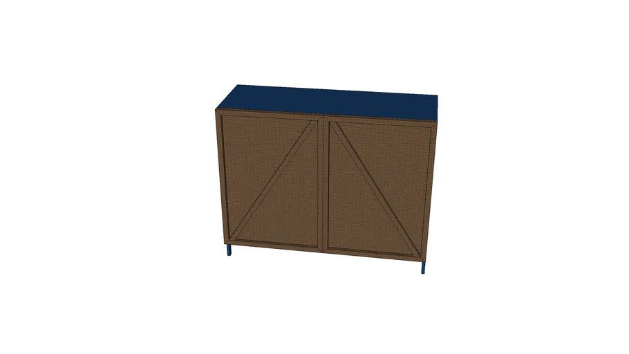 Miniforms - Enza - Buffet & Cabinet