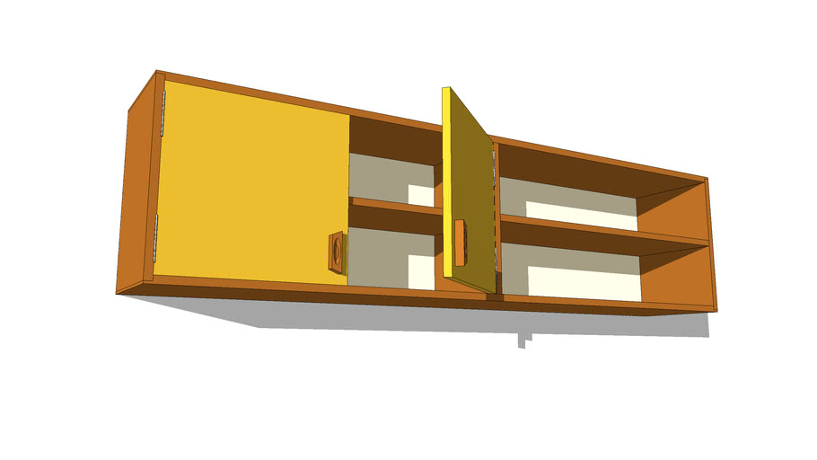 24 – Wall Cabinet