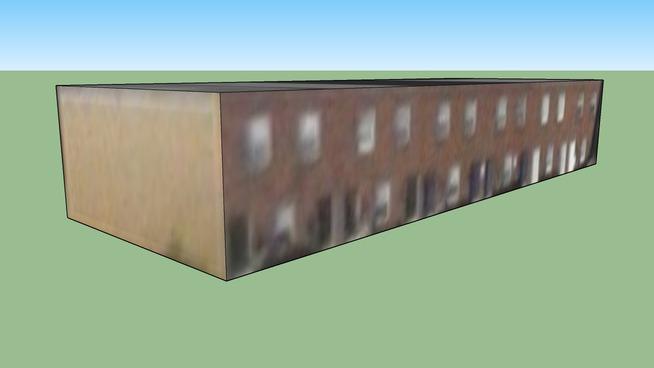 Gebäude in Philadelphia 236, PA, USA