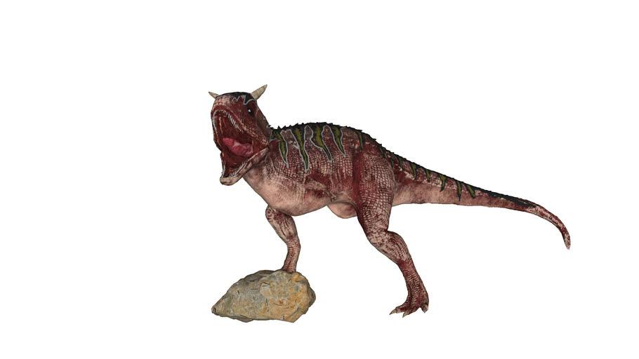Dinossauro  🦕 Carnotaurus