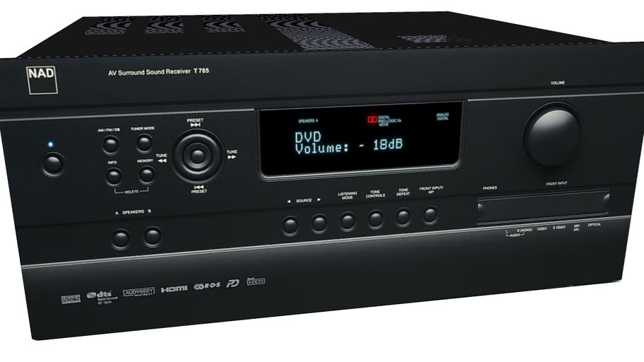 NAD T785 Receiver