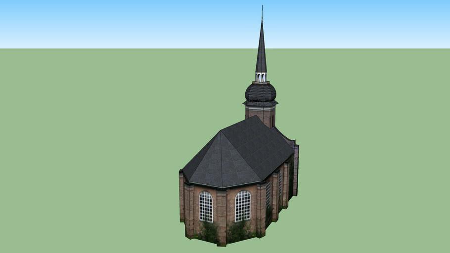 EV. Kirche in Bislich