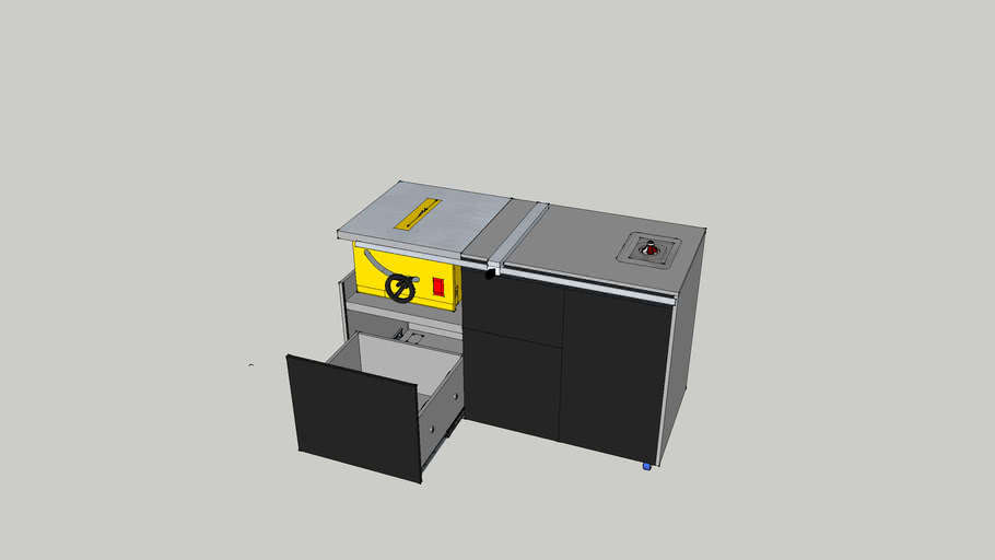 Table Saw and Router Idea 2